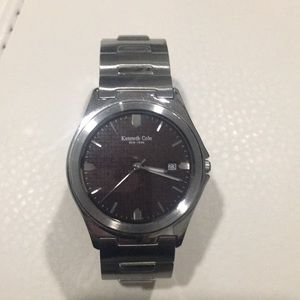 Kenneth Cole Stainless Steel Men's Watch